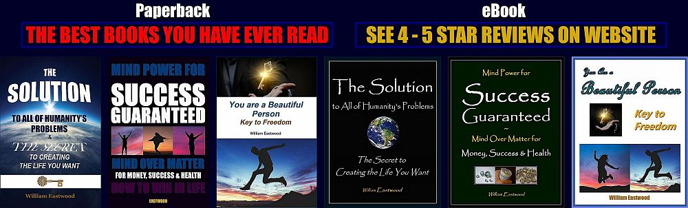 Social-solutions-new-age-solve-problems-metaphysics-consciousness-books-William-Eastwood-discounted-6