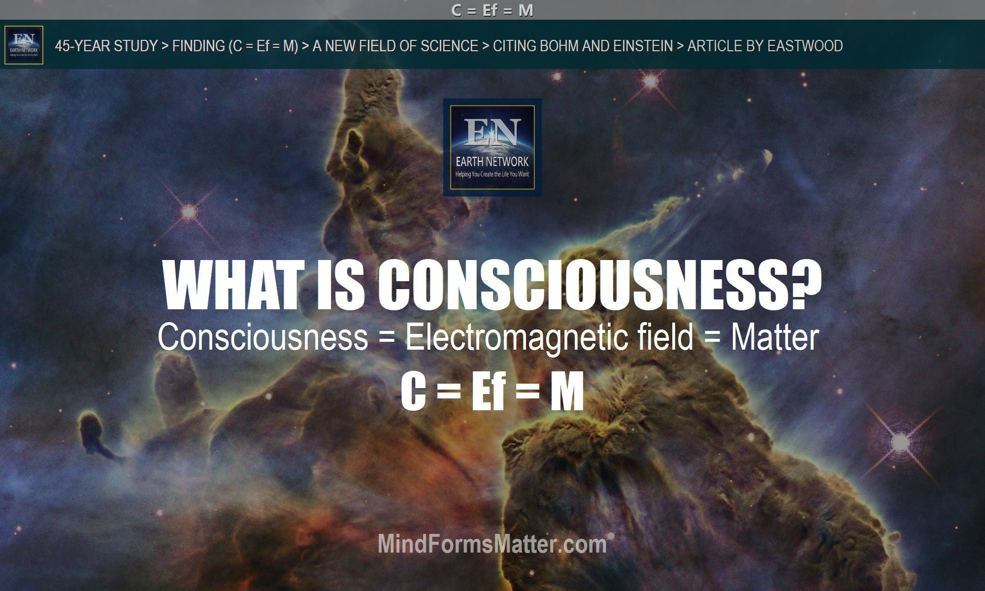 Galaxies depict mystery of creation and question what-is-consciousness-conscious-mind-made-of-electromagnetic-energy-fields-quantum-mind