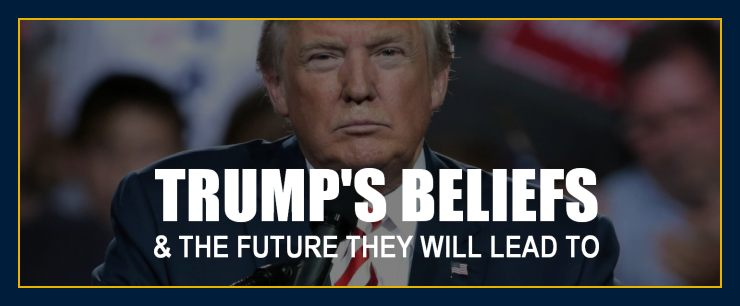 Arrest Trump. His beliefs future they will lead to
