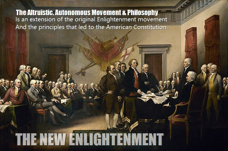 what-is-the-new-enlightenment-altruistic-autonomous-movement-philosophy-william-eastwood-founder-comparison