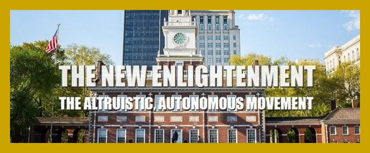 altruistic movement independence hall