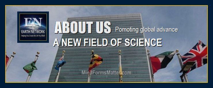 Mind forms matter new field of science icon