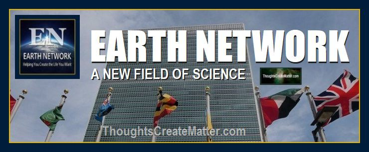 UN depicts new science Thoughts create matter consciousness forms reality
