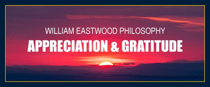 Metaphysics appreciation gratitude manifesting mind over matter PHILOSOPHY